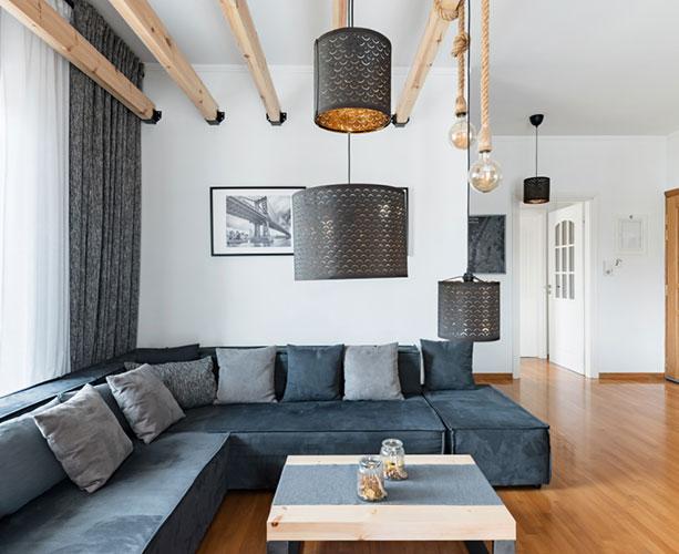 дизайн квартиры 2кк