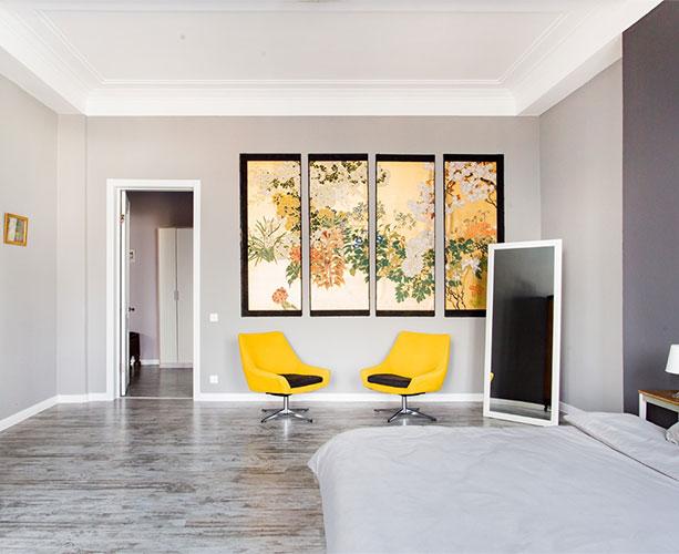 дизайн квартиры 2+1